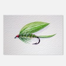 Unique Fly fishing Postcards (Package of 8)