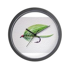 Funny The art of madness Wall Clock