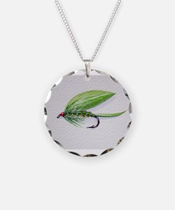 Cute Fishermans fly Necklace