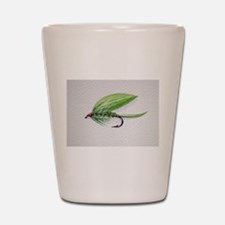 Funny Fly fish Shot Glass