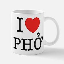I Love (Heart) Pho Mug
