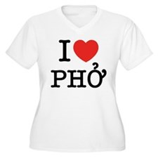 I Love (Heart) Pho T-Shirt