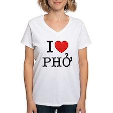I Love (Heart) Pho Shirt