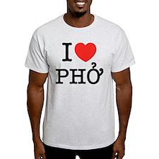 I Love (Heart) Pho T-Shirt