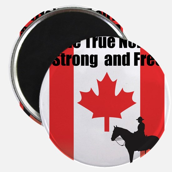 """Oh Canada 2.25"""" Magnet (10 pack)"""