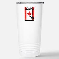 Oh Canada Travel Mug