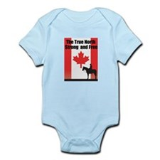 Oh Canada Infant Bodysuit