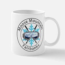 Moose Mountain - Fairbanks - Alaska Mugs