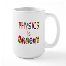 Physics is Groovy Mug
