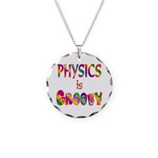 Physics is Groovy Necklace