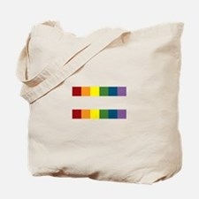 Gay Rights Equal Sign Tote Bag