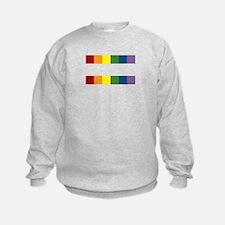 Gay Rights Equal Sign Sweatshirt