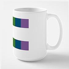 Gay Rights Equal Sign Mug