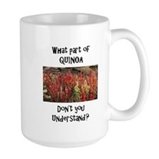 Quinoa plant Mug