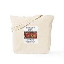 Quinoa plant Tote Bag