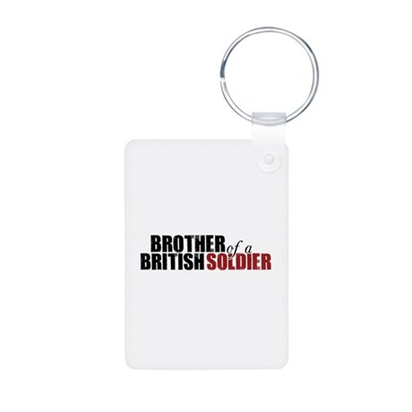 Brother of a British Soldier - Aluminum Photo Keyc