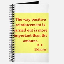b f skinner quotes Journal