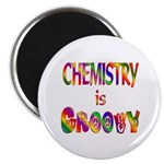 Chemistry is Groovy Magnet
