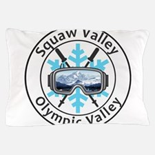 Squaw Valley - Olympic Valley - Cali Pillow Case