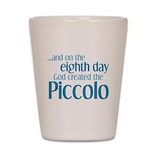 8th Day Piccolo Shot Glass