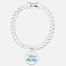 8th Day Piccolo Charm Bracelet, One Charm