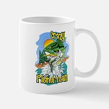 Unique Gone fishing Mug