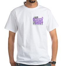 I Wear Violet 6 Hodgkin's Lymphoma Shirt