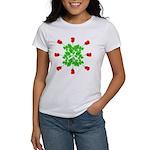 Circle of Roses Women's T-Shirt