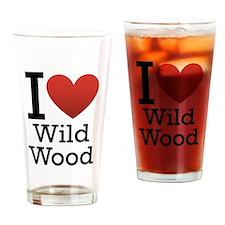 Wildwood Drinking Glass