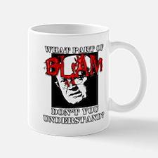 Cheney Shooting Blam Mug