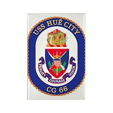 USS Hue City CG 66 Rectangle Magnet