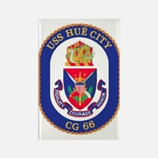 USS Hue City CG 66 Rectangle Magnet