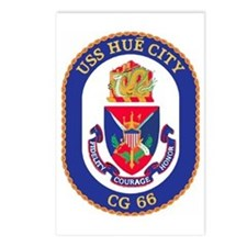 USS Hue City CG 66 Postcards (Package of 8)