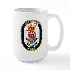 USS Chosin CG 65 Mug