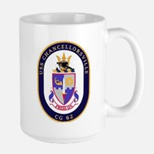 USS Chancellorsville CG 62 Mug