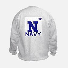 USS Chancellorsville CG 62 Sweatshirt