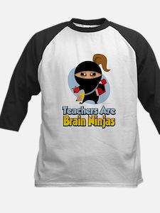 Teachers Are Brain Ninjas Tee