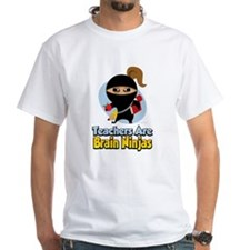 Teachers Are Brain Ninjas Shirt