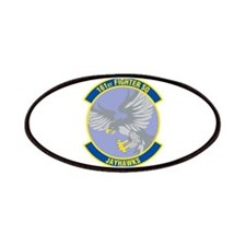161st Fighter Squadron Patches