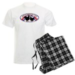 American Orpington Club Logo Men's Light Pajamas