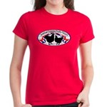 American Orpington Club Logo Women's Dark T-Shirt