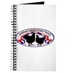 American Orpington Club Logo Journal