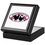 American Orpington Club Logo Keepsake Box