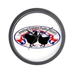 American Orpington Club Logo Wall Clock