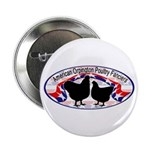 "American Orpington Club Logo 2.25"" Button (10"