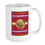 Indian Design-02a Large Mug