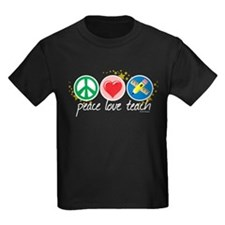 Peace Love Teach T