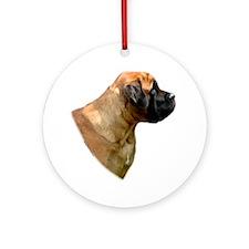 Mastiff 73 Ornament (Round)
