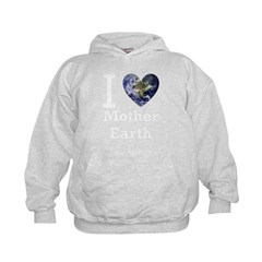 I Love Mother Earth Hoodie