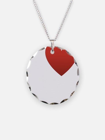 I Love My Husband Necklace